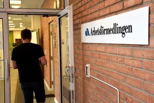 Under coronapandemin har arbetslöshetsförsäkringen och a-kassan hamnat högt på dagordningen. Foto: Leif Johansson