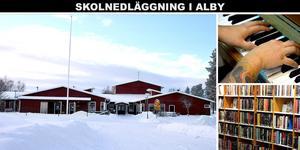 Frågeställningarna om Alby skola är fortfarande många. Det visar listorna som Vår framtid, Sverigedemokraterna och Vänsterpartiet lämnade in i torsdags.