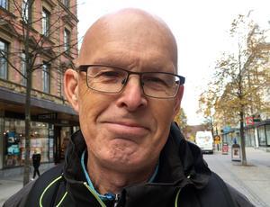 Björn Jonasson, 68 år, pensionär, Matfors