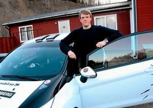 Jacob Jansson är en av två Årets Ljusnarsbergare.