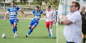 Det blev en tung förlust för Ben Smith och hans IFK Mora borta mot Hudiksvall.
