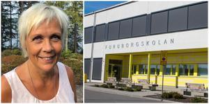 Till hösten nästa år startar den nya verksamheten på Furuborgskolan, säger Susanne Englund.