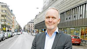 Christer Wilén, vd på Örebrokompaniet.