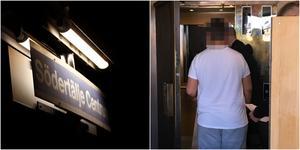 18-åringen häktas på sannolika skäl misstänkt för grov misshandel på pendeltågsstationen på Bangatan i centrum. Även en 19-åring sitter häktad för samma brott.