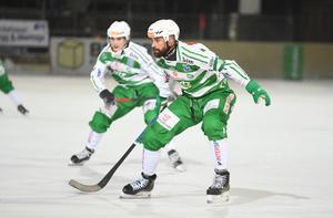 Magnus Joneby spelade sin 500:e elitseriematch för VSK på onsdagskvällen.