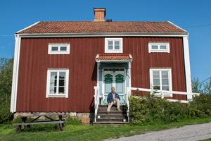 Tunet på norra Alnö är en välbesökt plats sommartid.