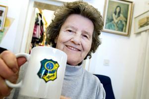 Margareta Forsén har arbetat i Bandyboden sedan starten.