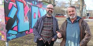 Johan Bökman och Stefan Pettersson återupplivar musikfestivalen Lövstock. Tanken med festivalen är att ge unga musikskapare en chans att uppträda på en stor scen.