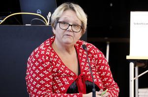 Oseriöst och synd att inte få tid att sätta sig in i oppositionens förslag påpekade Irja Gustavsson (S) i fullmäktige.