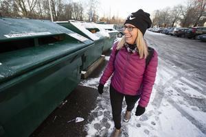 Eva Johansson, miljöpedagog på Gästrike Återvinnare.