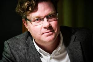 Partisekreterare Gunnar Strömmer (M).Foto: Leif Wikberg/Arkiv