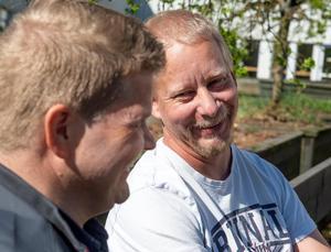 Janne Tervo skulle ha fått vänta minst två år i donationsregistret på en lämplig njure. Under tiden skulle han ha fått sitta med dialys flera timmar per vecka.