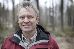 Peter Mosten upphovsman till Sav och numera anställd, med ansvar för marknad och produktionsledning,  i Savhuset Åre AB.