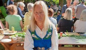 Ingvor Modén har varit försvunnen sedan i måndags. Bilden är tagen i somras.