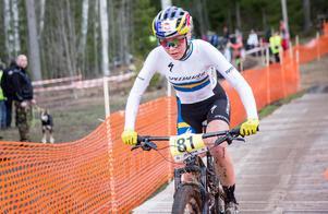 Ida Jansson var överlägsen när hon segrade i Klippingracet 2018.