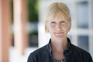 Camilla Hjalmarsson är miljöingenjör på Tekniska divisionen i Nyköping.Bild: Henrik Montgomery/TT