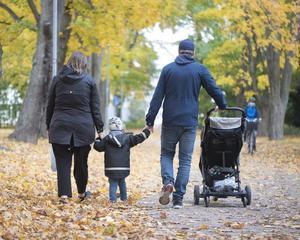 Sverigedemokraterna berättar i sin artikel om hur de arbetar för att främja valfrihet och ett större utbud av olika former av barnomsorg. Foto: Fredrik Sandberg/TT