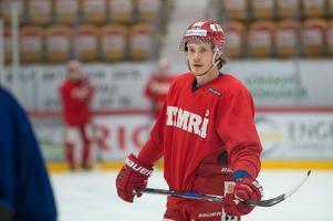 Didrik Strömberg är hundraprocentigt laddad inför matchserien mot Karlskoga som startar på söndag.
