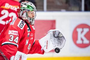 Erik Hanses gjorde ett bra inhopp mot Vita Hästen senast. Får han från start mot AIK? Bild: Erik Mårtensson/Bildbyrån