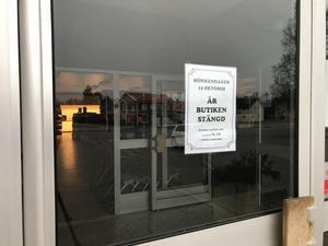 På bönmåndagen är skolan och affären stängda i Lillhärdal.