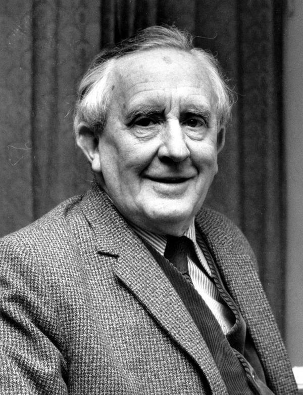 J.R.R. Tolkien är en av de författare som enligt Ange Rodriguez lyckats beskriva ondskans tomma karaktär. Foto: AP
