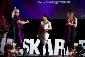 Årets Samhällentreprenör - Equanimity UF, de la Gardiegymnasiet.