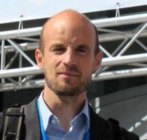 Fredrik Eliasson, tf kollektivtrafikchef i Region Örebro län.Foto: Privat