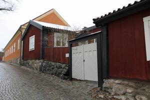 Kyrkbacken är en fin sida av Västerås, tycker Västerås Arkitekturuppror. Foto: Helena Bergenhamn