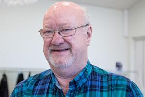 Rolf Nyman har precis som Thord Larsson bestämt sig för att kliva av revyscenen efter årets föreställning.