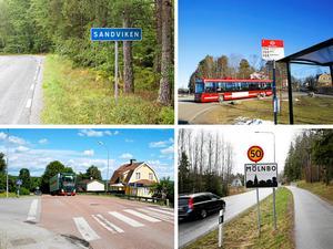 Debattörerna tar upp utvecklingen för kommundelarna Enhörna, Hölö-Mörkö, Järna och Vårdinge-Mölnbo.