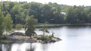 Blir det någon ny badplats vid Muskan? Det undrar Hans-Ove Krafft, Sorundanet. Foto: NP/arkiv