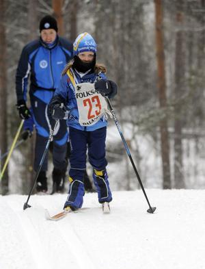 23 Anja Berger, Domnarvet.