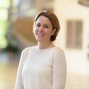 Sigrid Saveljeff, vicerektor för samverkan på Högskolan Dalarna.