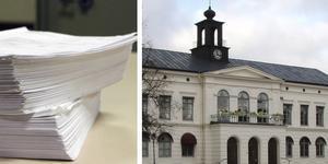 Den som vill ha fler än nio kopior på allmänna handlingar av Köpings kommun kommer framöver att få betala minst 50 kronor. Förslaget ska nu vidare till kommunstyrelsen och slutligen till kommunfullmäktige för beslut.