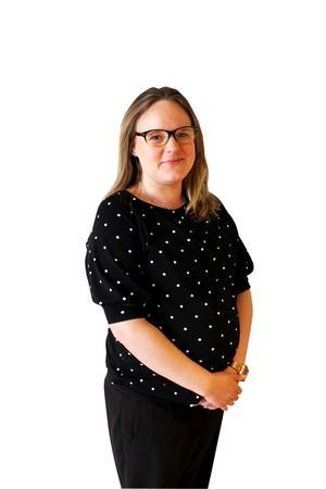 Mikaela Lundblad, krimreporter.