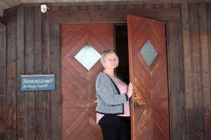 Fritidsledaren Anna Florsjö hoppas att många familjer ska komma till famijleträffarna