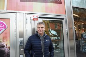 Olle Christmansson, vd hälsocentralen Ripan.
