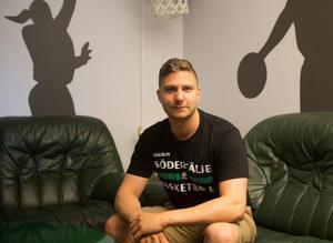 Joakim Lantto är ny assisterande tränare i Telge Basket