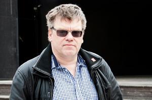 Roger Johansson, ombudsman på Seko i Mellannorrland.