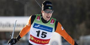 Simon Lageson. Foto: Ulf Palm/TT