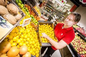 Tomas Lindströms Ica-butik är bland de bästa, sett till omsättning och resultat, i Hälsingland.