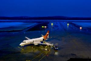 Foto: Leif WikbergArkivbild från Örnsköldsviks flygplats.