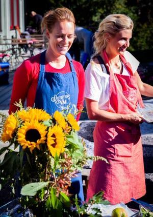 Mat och hälsa ska inte handla om förbud, menar dietisterna Johanna Andersson och Caroline Wilbois.