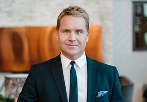 Patrik Gustafsson, kundansvarig, Sundsvall Energi