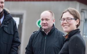 Magnus Lindberg menar att ett trettiotal företag kokades slutligen ner till tre kandidater. Där Arla visade sig vara det hetaste alternativet bland ägarna.