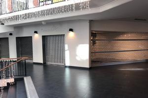 Systrarna Ericsson övergav Gallerian och flyttade till Kvarteret Igor i stället.