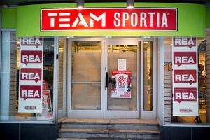Team Sportia stängde efter utförsäljning i januari.