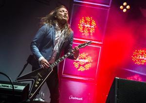 I fjol spelade D-A-D på Sweden Rock Festival i Norje utanför Sölvesborg.