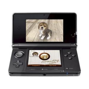 Hundarna är i 3D, annars är inte mycket nytt i Nintendogs.
