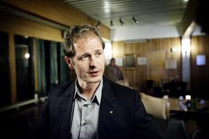 Magnus Svensson (C) hoppas att debatten ska stärka Centerpartiet.